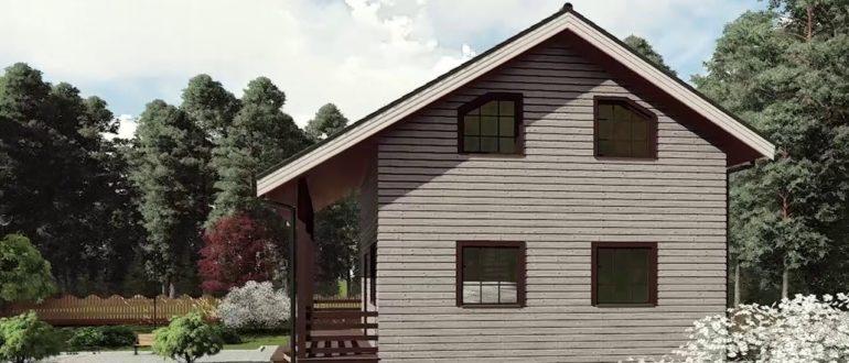 Дом 6на8