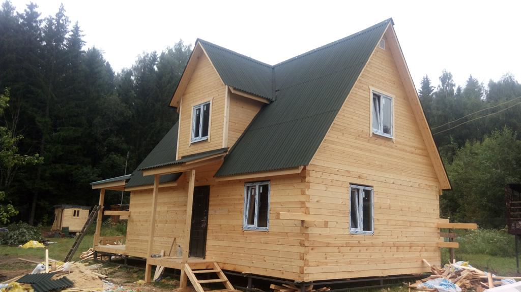 Каркасный дом или брусовой