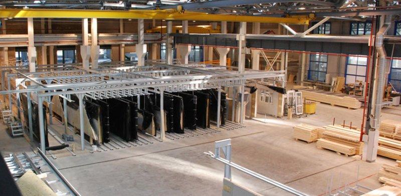 Производство панелей для постройки каркасного дома