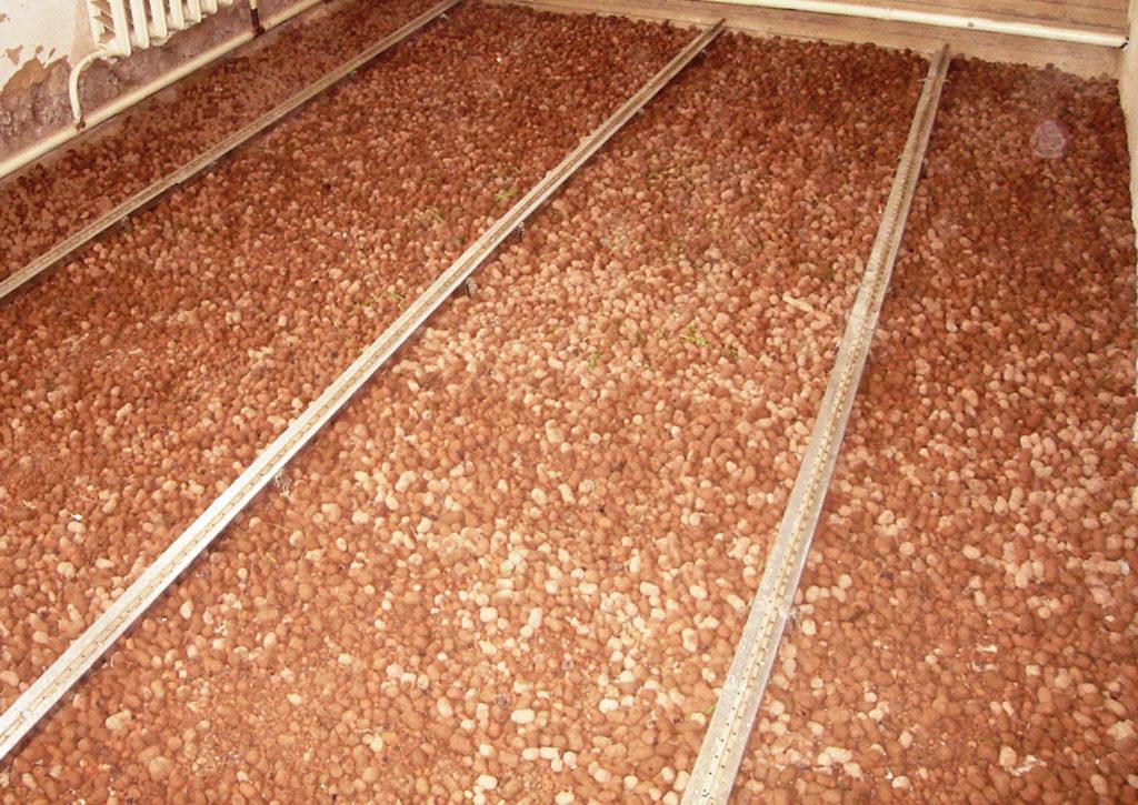 Керамзит в цементный раствор первомайский бетон новомосковск