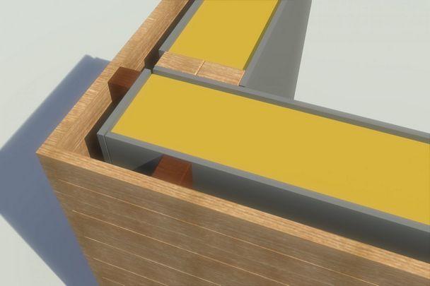 Пирог стены