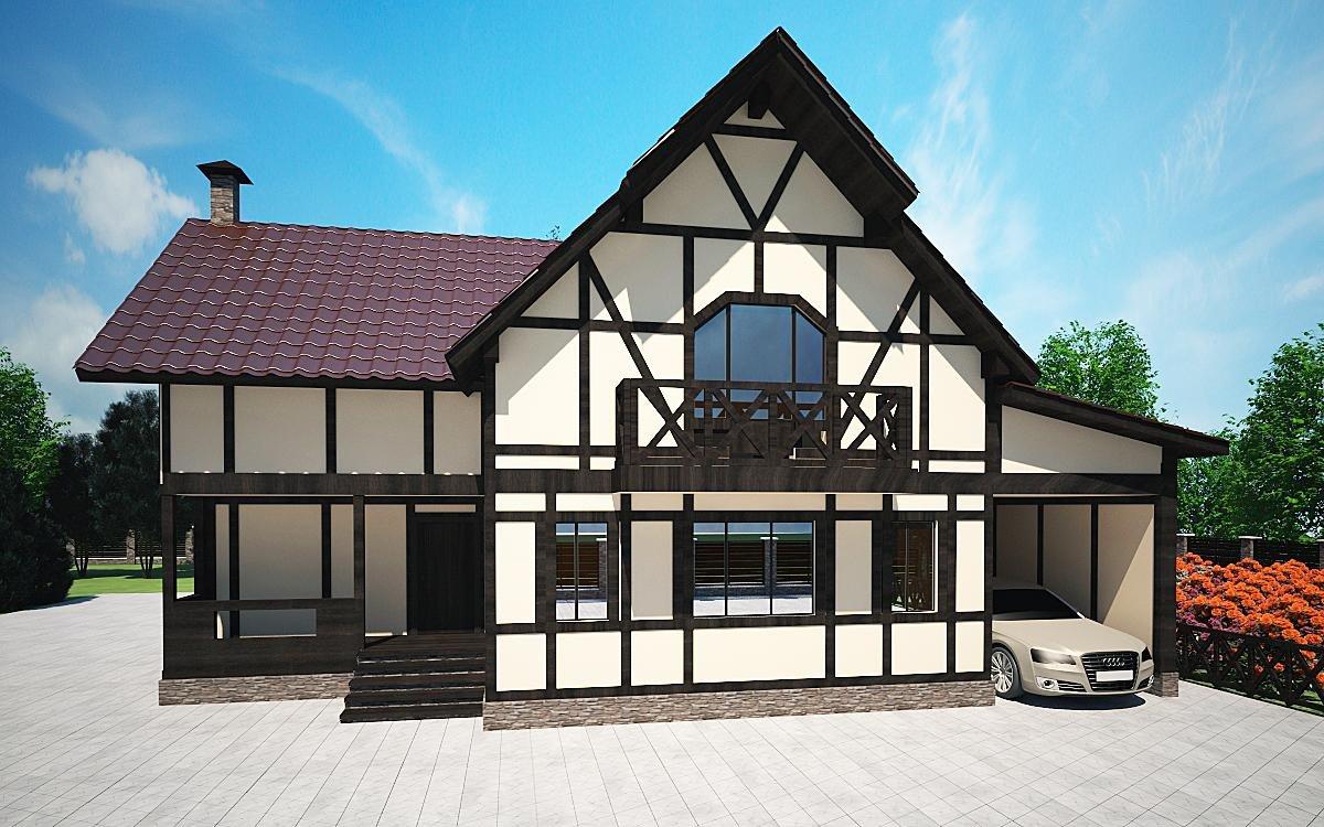 Дом в Германии