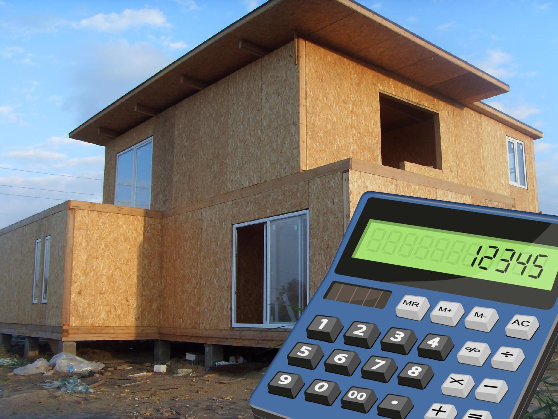 Стоимость дома из СИП