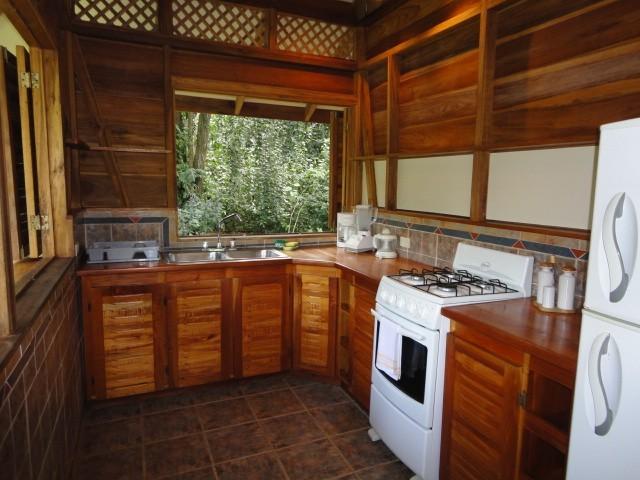 Кухня в пристройке