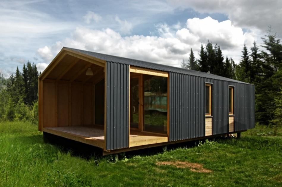 Проекты и планировочные решения модульных домов