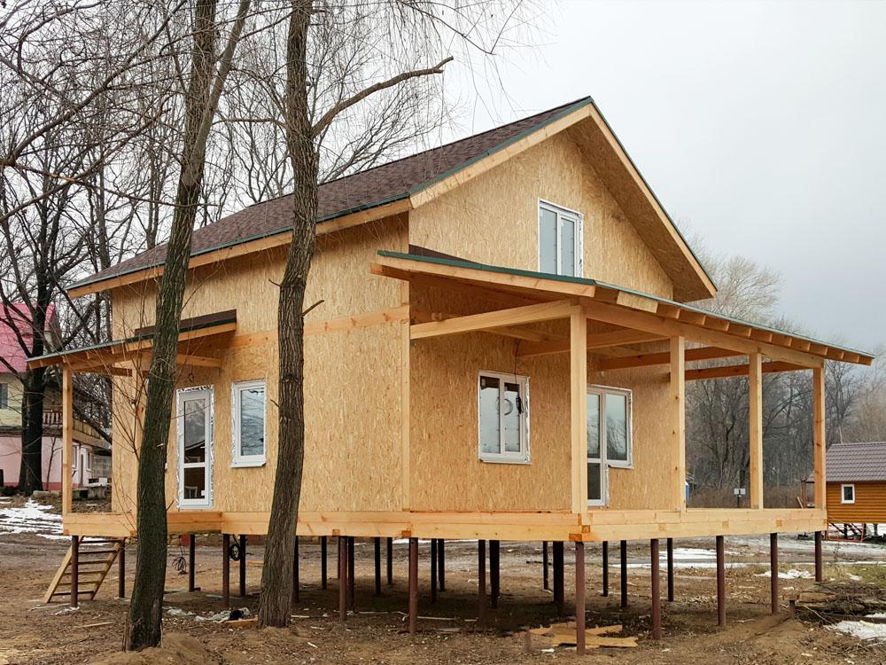 Щитовой дом